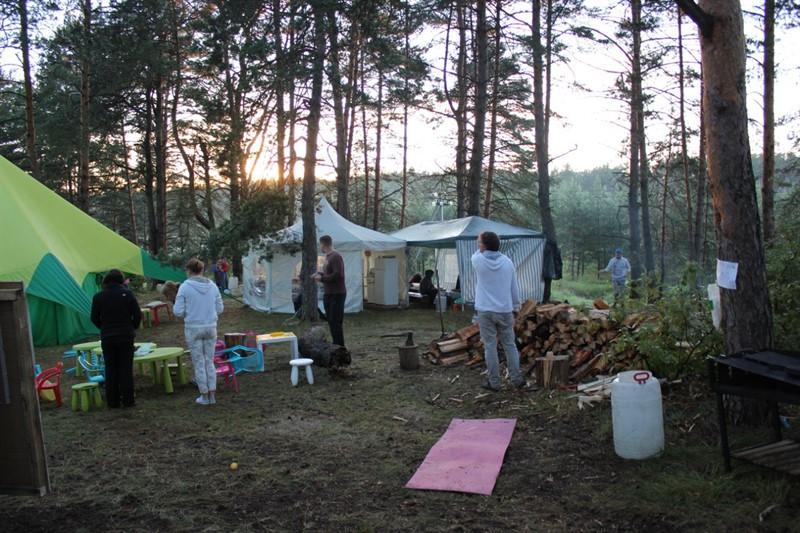 Летний лагерь церкви Вифания 2016