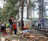 Христианский летний лагерь 2014